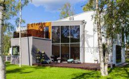 Строительство дома – проект САБРО
