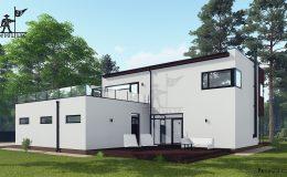 Строительство дома – проект АНСАГЕР